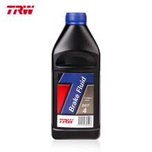 天合(TRW)刹车油DOT4通用型制动液/离合器油PFB401英国原装进口 1升 干沸点270℃,湿沸点163℃