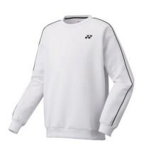 京东国际 【日本直邮】YONEX 网球服男士新款春秋套头圆领卫衣上衣30069 2021SS 白色(011) M