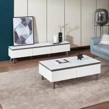 顾家家居 电视柜 现代简约客厅家具PTDK070【15天发货】 电视柜组装