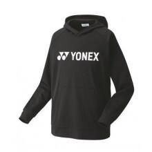 京东国际【日本直邮】YONEX 网球服中性连帽卫衣男子女子休闲上衣30070 2021SS 黑色(007) S