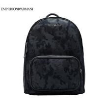 阿玛尼EMPORIO ARMANI奢侈品21春季EA男士双肩背包 Y4O311-Y018E CAMOUBLK-85149迷彩黑 U