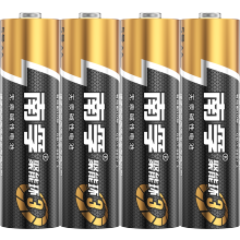 NANFU 南孚 LR6聚能环3代5号AA电池五号碱性电池干电池 4粒    1.9元包邮(需用券)