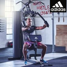 阿迪达斯(adidas)综合训练器单人站 家用多功能健身房力量器械ADBE-10250升级款