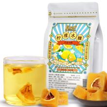 陌上花开 共2袋 蜂蜜柠檬片冰糖块水果茶 28.8元