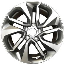 CAREYOO适用于汽车轮毂17英寸本田雅阁杰德奥德赛铝合金轮毂钢圈轮辋轮圈【厂商直发】