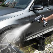佳百丽 GaBree 无线洗车机车用家用便携充电式手持高压水枪刷车锂电池水泵清洗神器21V MAX带软包