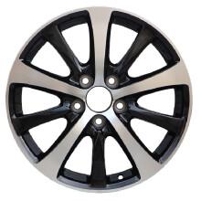 CAREYOO适用于汽车轮毂17英寸思铂睿奥德赛雅阁铝合金轮毂钢圈轮辋轮圈【厂商直发】