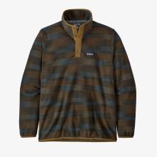 京东国际 patagonia巴塔哥尼亚男士长袖羊毛衫保暖衣套头衫上衣26165 Industrial Green XL