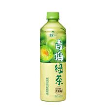 京東PLUS會員:統一 青梅綠茶 500毫升 15瓶 L級軟枝大粒梅 *3件