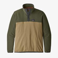 京东国际patagonia巴塔哥尼亚男士长袖羊毛衫保暖衣套头衫上衣26165 Classic Tan XL