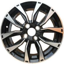 CAREYOO适用于汽车轮毂15英寸丰田新致炫致享威驰花冠铝合金轮毂替换型钢圈轮辋轮圈黑色【厂商直发】