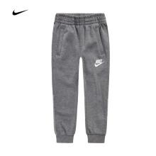 耐克Nike YA男中小童针织运动长卫裤新款春秋装潮休闲收缩口宽松裤子83421KP612