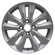 CAREYOO适用于汽车轮毂15英寸本田锋范哥瑞飞度铝合金轮毂钢圈轮辋轮圈【厂商直发】