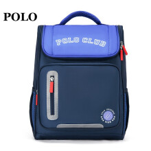 22点:POLO  小学生书包 减负双肩包 1-6年级  090-P083 89元包邮