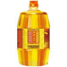 胡姬花特香型花生油900ml/瓶 初榨精华炒菜烹饪家用花生食用油
