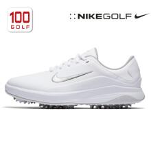 NIKE GOLF耐克高尔夫球鞋 男士Explorer宽版高尔夫鞋运动男鞋 新品 AQ2301-白色 42