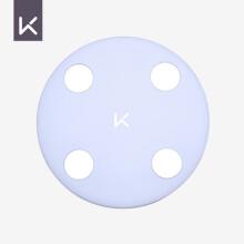 Keep 智能体脂秤女氧气紫 电子体重秤健康家用  wifi连接 APP定制健身计划