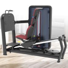 康强坐式蹬腿训练器商用健身器材健身房团购综合训练器 6024