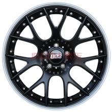 BBS CH-R II款式轮毂 亚光黑色 10.5*21英寸 CH609保时捷Macan 宝马5系6系7系X3X4M3M4M5 保时捷卡宴 奥迪Q7