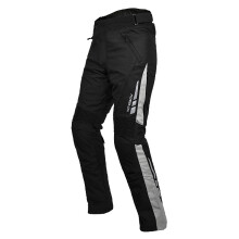 MOTOBOY摩托车骑行裤套装拉力服防风防水透气长途拉力机车裤四季装备 P06 灰色3XL