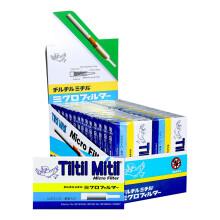 Tiltil Mitil日本进口烟嘴 蓝小鸟一次性抛弃型香烟过滤嘴戒烟器300支装