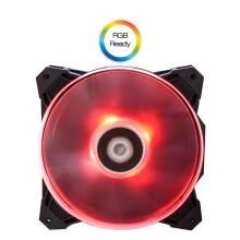 ID-COOLING SF-12025-RGB 单只装RGB温控风扇 AURAFLOW水冷扩展专用风扇