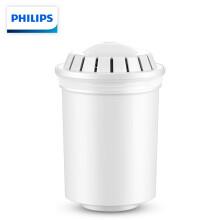 飞利浦(PHILIPS)复合滤芯 除氯除垢 净水壶芯 滤水壶芯WP3904