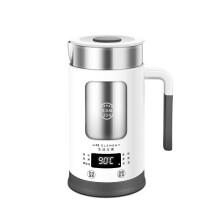 生活元素(LIFE ELEMENT)养生壶0.6L加厚不锈钢烧水壶全自动多功能煮茶器电热水壶I33养生杯