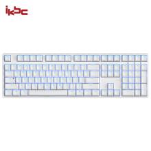 ikbc f-108 时光机 背光  原厂Cherry轴键盘 樱桃轴机械键盘 108键 游戏键盘 白色 黑轴419元(需用券)