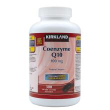 【加拿大直邮】Kirkland可兰q10辅酶Q10 软胶囊300粒加拿大产