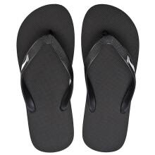 李宁 LI-NING 男子轻便拖鞋ALSN011-1 黑 41