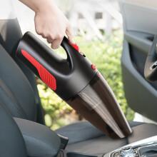 曼恩(MANEN)车载吸尘器 无线手持 干湿两用 大功率  车家两用 车内除尘M808