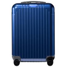 日默瓦(RIMOWA) 聚碳酸酯拉杆登机箱 ESSENTIAL LITE系列 21寸亮蓝色 823.53.60.4