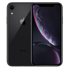 Apple iPhone XR (A2108) 128GB 黑色 移动联通电信4G手机 双卡双待