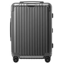 日默瓦(RIMOWA)聚碳酸酯拉杆登机箱 ESSENTIAL系列 20寸哑黑色 832.52.63.4