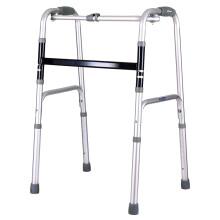 优康德 两用式助行器UKD-3018 加厚铝合金可折叠老年人残疾人四脚拐杖助行架