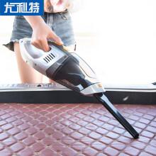 尤利特(UNIT)车载吸尘器 YD-5307 汽车用手持便携式手提旋风大吸力12V大功率干湿两用含电源收纳 银色