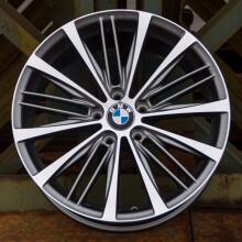 18 19 20 21寸适用于宝马3系5系7系6系锻造轮毂m3m4m5m6定制改装X1x4X5X6 款式1 20寸锻造