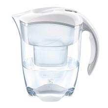 京东国际碧然德(BRITA)滤水壶尊享Elemaris探索者系列 3.5L白色 1壶1芯 家用过滤净水器自来水过滤器