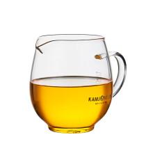 京东超市金灶(KAMJOVE)公道杯加厚耐热玻璃公道杯大容量分茶器 GO-22