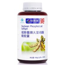 纽斯葆牌大豆磷脂软胶囊 1g/粒*100粒 辅助降血脂
