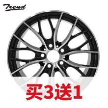 TREND RA83 18/19寸宝马2系原装款式改装轮毂 3系320 4系5系520 M3M5轮毂 高亮银 18x8