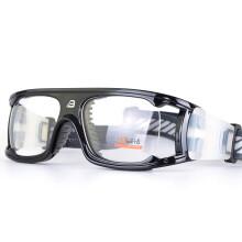 邦士度BASTO篮球眼镜运动近视眼镜 足球眼镜防撞击护目镜 近视定制套餐:BL022镜框+PC防爆防雾近视镜片