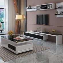 A家家具 茶几 现代简约钢化玻璃茶几桌 客厅茶几 DB1607