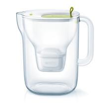 碧然德(BRITA)过滤净水器 家用滤水壶 净水壶Style XL设计师系列 3.5L(绿)
