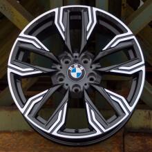 18 19 20 21寸适用于宝马3系5系7系6系锻造轮毂m3m4m5m6定制改装X1x4X5X6 款式11 19寸锻造