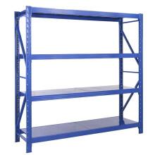 实邦 产品货架 仓储置物展示架四层每层载重500kg 加重加厚加宽钢体材质1.5mm厚2*2*0.6米(需定制)