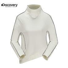 DISCOVERY EXPEDITION Discovery探索频道秋冬户外女卫衣/套头衫 白色 S
