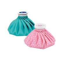 赞斯特 ZAMST 冰袋 避免温度过低冷敷冰敷袋受伤应急处理消肿发烧发热降温(1只装) 粉色S(直径15cm)