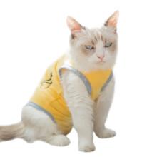 神经猫 猫咪绝育服手术服母猫断奶生理服防舔防咬宠物用品 L码